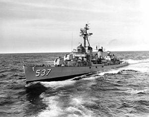 USS The Sullivans (DD537)